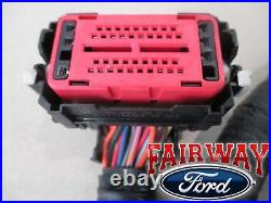 04 Excursion OEM Ford Engine Wiring Harness 6.0L 9/23/03 & Later with Fuel Heater