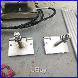 1931-50 Chevy Wiper Kit w Wiring Harness upgrade washer cable drive ez wire