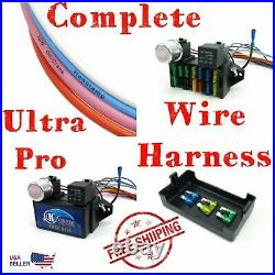 1949 1962 Ford Car Ultra Pro Wire Harness System 12 Fuse long new support