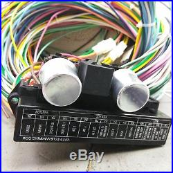 1950s Ford Wire Harness Upgrade Kit fits painless fuse terminal fuse block new