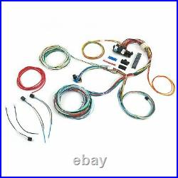 1955-1957 Chevy Bel Air Modern Update Complete Wiring Harness w Fuse Panel
