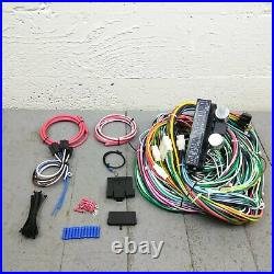 1955 1969 Ford fairlane Wire Harness Upgrade Kit fits painless complete new