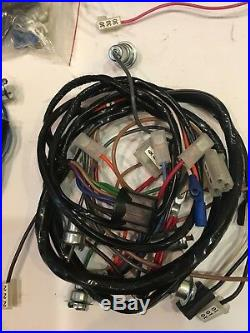 1958 1959 Chevy Truck All Models USA MadeComplete Correct Wiring Harness Kit Alt