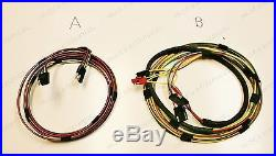 1962-65 Lincoln Convertible Top Roof Wiring Harness, Left/Right NEW C4VY15B662P