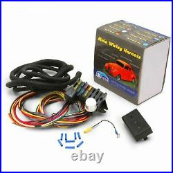 1963 1966 Chevrolet C10 Pickup Truck Ultra Pro Wire Harness System 12 Fuse