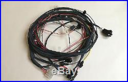 1963 63 Chevy Impala Rear Light Wiring Harness Convertible SS