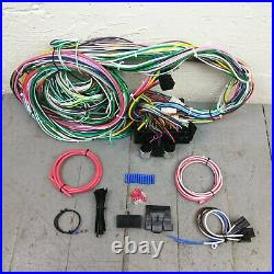 1965 1985 Chevrolet Impala Wire Harness Upgrade Kit fits painless update new
