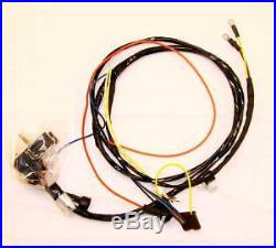 1967 1968 1969 CAMARO ENGINE and FRONT LIGHT WIRING HARNESS HEI IGNITION KIT