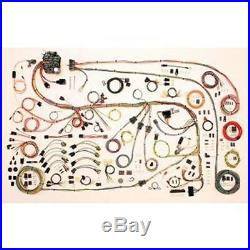 1967-1975 Mopar A-Body Classic Update Wiring Harness Complete Kit 510603