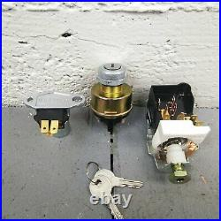 1967-72 Chevy Truck Main Wiring Harness Fuse Box Headlight Switch Kit 250 2wd V8