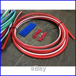 1967-72 GM A-Body Modern Update Complete Wiring Harness Fuse Panel RWD Chevelle