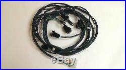 1967 Camaro Coupe RS Rear Light Wiring Harness Rally Sport