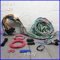 1968 1979 Corvette Wire Harness Upgrade Kit fits painless complete circuit new