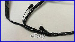 1969-1972 Chevy Truck Forward Light Wiring Harness Gauges with Side Marker Light