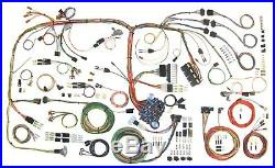 1970-74 Barracuda Challenger American Auto Wire Wiring Harness Kit #510289