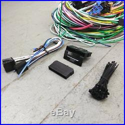 1971 1991 Ford Bronco Wire Harness Upgrade Kit fits painless new complete KIC
