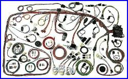 1973-79 Ford Pickup American Autowire Wiring Harness (witho dual fuel tanks)