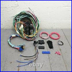 1974 1985 International Wire Harness Upgrade Kit fits painless complete fuse