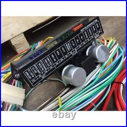 1980-86 Ford F-Series Pickup F150 Modern Update Complete 12v Wiring Harness XLT