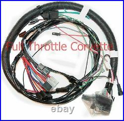 1981 Corvette Wiring Harness Engine with Automatic Transmission US Repro C3 NEW