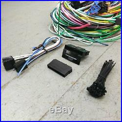 1982 1991 e30 BMW Wire Harness Upgrade Kit fits painless new fuse block fuse