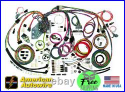 1983 1987 Chevy GMC Complete Classic Wiring Harness American Autowire 510706