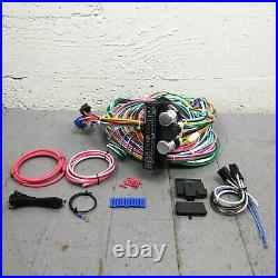 1986 2002 Dodge Ram Wire Harness Upgrade Kit fits painless circuit terminal