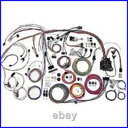 19 70 71 72 Chevy Chevelle Classic Wiring Harness Kit American Autowire 510105