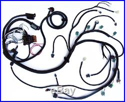 2009-2014 LY6 (6.0L)/ L92 (6.2L) Standalone Wiring Harness With 6L80E Usa Seller