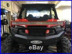52 Inch Curved Red Led Light Bar Offroad Lights with Wiring Harness Truck, SUV NEW