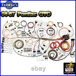 64-67 GTO Classic Update Series Complete Body & Interior Wiring Harness Kit