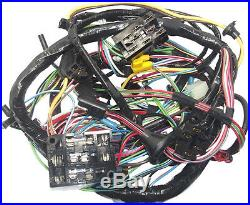 67 Mustang & GT Main Underdash Wiring Harness with Tach