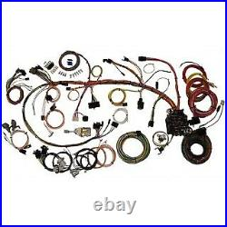 70 71 72 73 Camaro Complete Update Wiring Harness American Autowire 510034