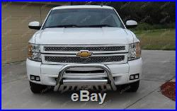 80W CREE LED Pods with Foglight Location Bracket/Wirings For 07-14 Chevy Silverado