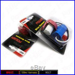 9007 Ceramic Heavy Duty Wire Harness Connector for Headlights Hipro Power