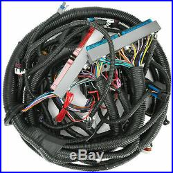 98-03 VORTEC STANDALONE WIRING HARNESS 4L60E 4.8 5.3 6.0 Drive By Cable DBC