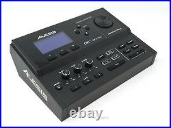 Alesis DM10 MKII Pro Drum Module with Power Supply / Wiring Harness / Mount