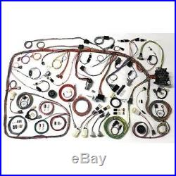 American Auto Wire 1973 1979 Ford Truck Complete Wiring Harness # 510342