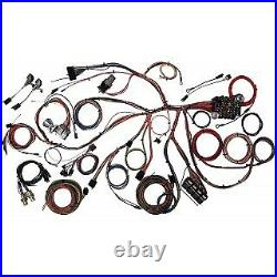 American Autowire 1967 1968 Ford Mustang Complete Wiring Harness Kit 510055