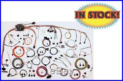 American Autowire 1973-82 Chevy Pickup Truck Wiring Harness Kit 510347
