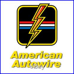 American Autowire 500434 1957 Chevy Car Classic Update Wiring Harness