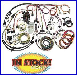 Auto Wire W500423 1955-56 Chevy Passenger Car Classic Update Wiring Harness