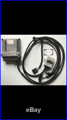 BMW M57N 204bhp 330D Stand Alone wiring loom harness boat / Kit Car / Land Rover