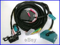 BMW Swap Convert N54 engine E90 E60 Harness/Wiring Adapter with CAN-BUS emulator