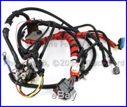 Brand New Ford E-series 7.3l V8 Oem Injector Wire Harness #xc2z-12b637-ea