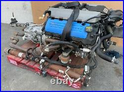 FORD MUSTANG GT 2015-2017 OEM ENGINE With MANUAL TRANSMISSION SWAP (COMPLETE). 40K