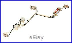 Fender Modern Jazzmaster Guitar Pre-Wired Wiring Harness 2V2T withKill Switch