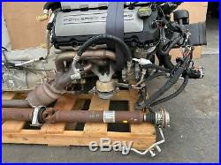 Ford Mustang Gt 2015-2017 Oem Engine And Transmission Swap (complete/ Tested)