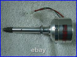 Harley 1936-1969 MALLORY ELECTRONIC IGNITION Distributor. WITH Wire Harness &