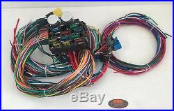 Hot Rod Wiring Harness 12 Circuit Painless To Fit Wires All Marked Every 300 MM